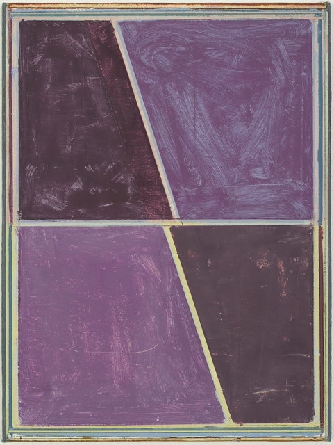 Pius Fox, 'Untitled', 2014, Painting, Oil on canvas, mounted on wood, CAN Christina Androulidaki