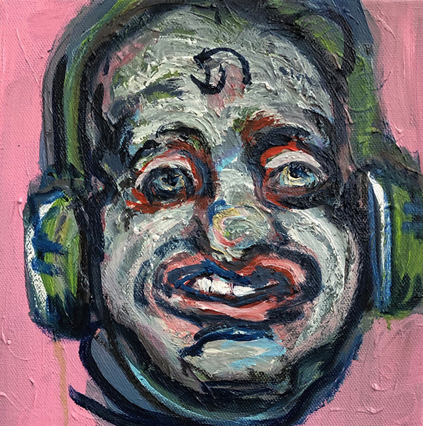 , 'Untitled,' 2018, Coagula Curatorial