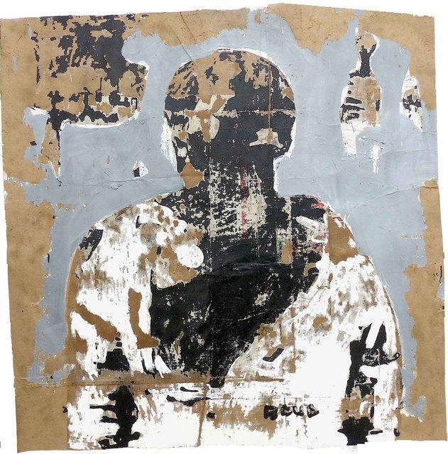 , 'Brobrosseurs #3,' 2018, Galerie Cécile Fakhoury - Abidjan