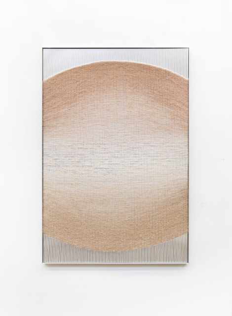 , 'Blush to Tan Ellipse,' 2019, Carvalho Park