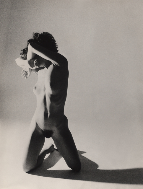 , 'Nude Girl in Studio,' 1987, The Untitled Space