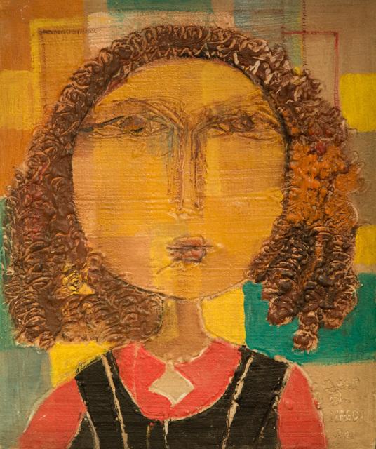 , 'Curly hair ,' , Arteology Egypt