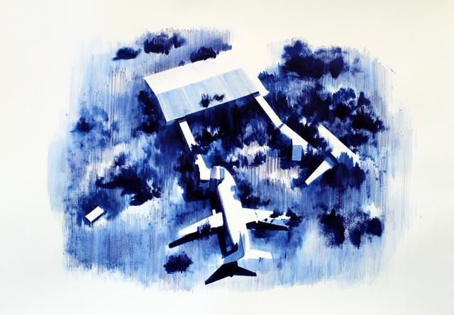 , 'Figure 1804,' 2017, Nathalie Karg Gallery