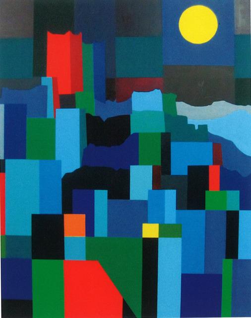 , 'Lunar,' 2014, Art Agenda, S.E.A.