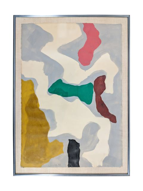 Herman Cherry, 'Untitled ( 35)', 1968, Capsule Gallery Auction