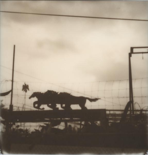 Susan Mikula, 'on the Cruising  Cloud/The Interdicted Land #1', 2018, Rice Polak Gallery