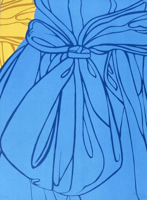 Ana Mercedes Hoyos, 'Dress and Bow (Blue)', 2005, RoGallery