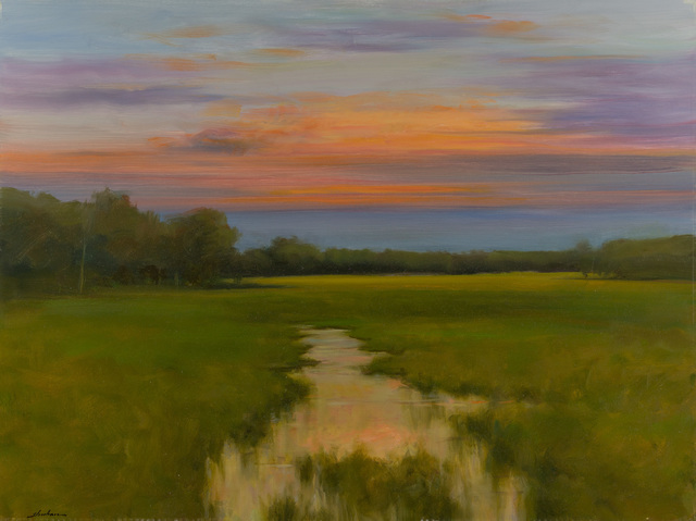 , 'Evening's Blush,' , Merritt Gallery