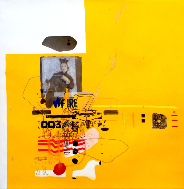 , 'Fire,' 2016, Galerie Olivier Waltman | Waltman Ortega Fine Art