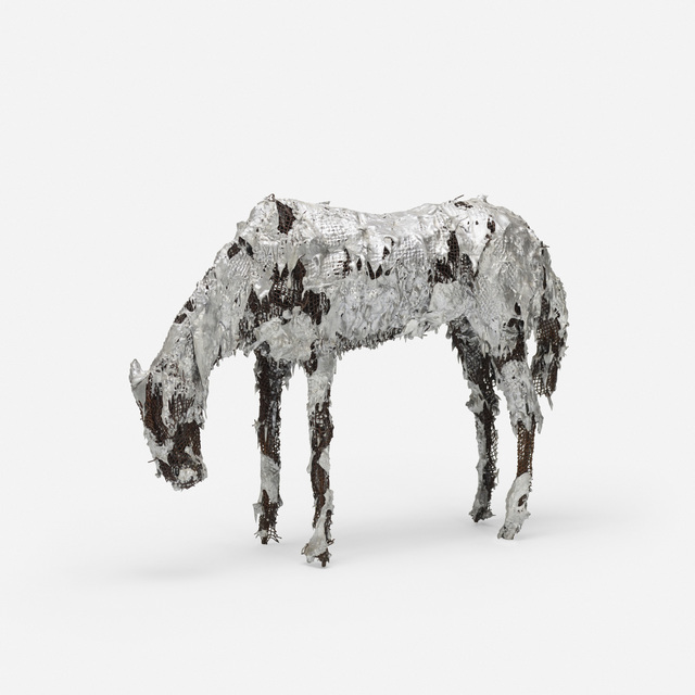 Deborah Butterfield, 'Untitled (Horse)', c. 1980, Wright