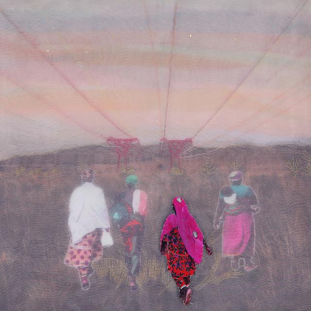 , 'Moving Forward,' 2018, Loft Art Gallery