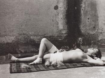Manuel Alvarez Bravo, 'La Buena Fama Durmiendo (Good Reputation, Sleeping),' 1938, Phillips: Photographs (November 2016)