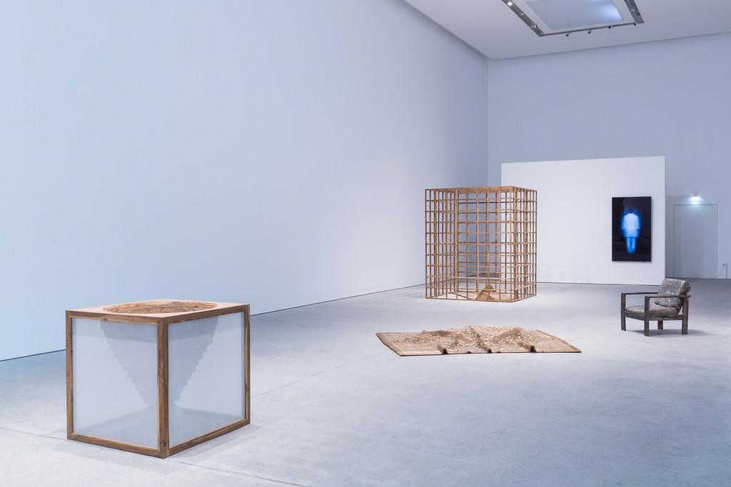 Sudarshan Shetty, The Empty Vessel at Leila Heller Gallery Dubai