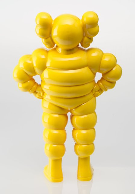 KAWS, 'Chum (Yellow)', 2002, Other, Plastic, Heritage Auctions
