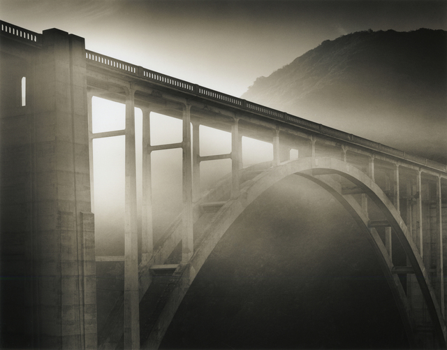 , 'Bixby Bridge,' 2010, Photography West Gallery