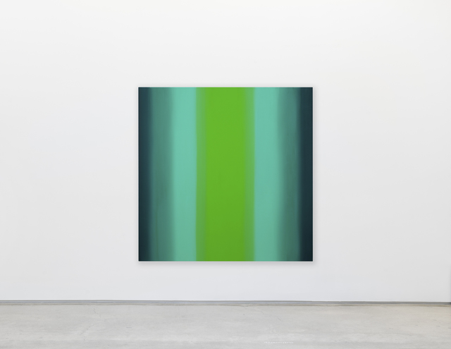 , 'Green Light 1-S6060, Sequence Series ,' 2018, Edward Cella Art and Architecture