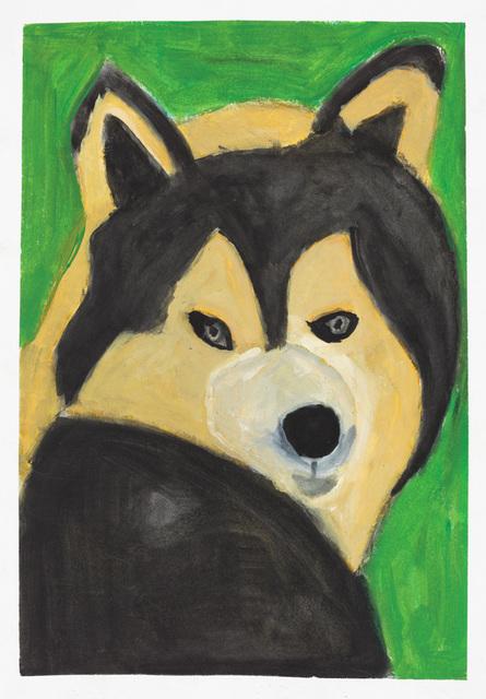 "Yang ""Burrin"" Yu-Zhen, 'Untitled', 2019, Creativity Explored"