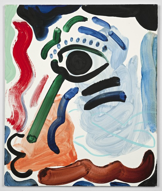 , 'Face,' 2013, Garis & Hahn
