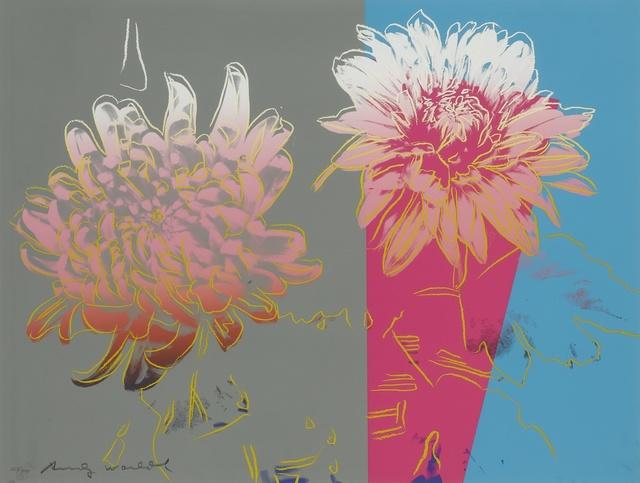 Andy Warhol, 'Kiku (F. & S. II.307-9)', 1983, Sotheby's