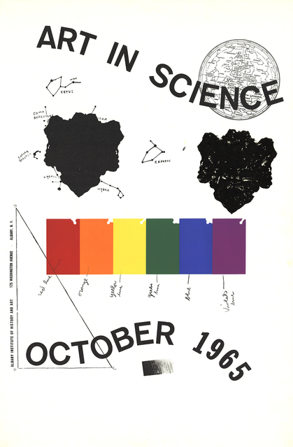 Jim Dine, 'Art in Science', 1965, Print, Serigraph, ArtWise