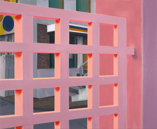, 'Pink gate, (HelloKittyCafe, Hongdae,Seoul)],' 2015, Hanmi Gallery