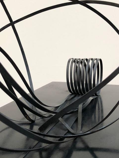 , 'Rolling Sculpture,' 2018, Galerie Xippas