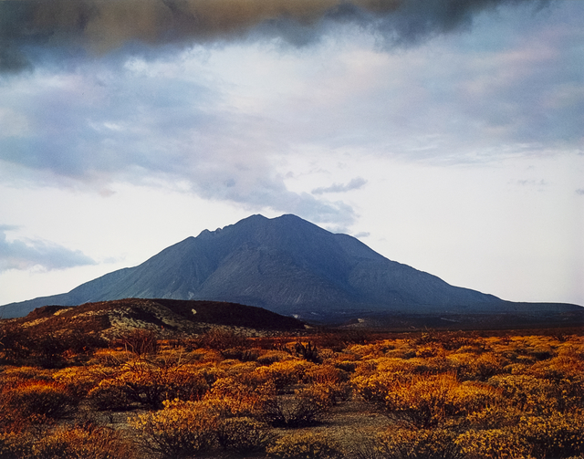 Eliot Porter, 'Sunset behind Las Tres Virgenes Volcano, Near Mezquital, Baja, California, August 12', 1966, Photography, Dye transfer print, Jackson Fine Art