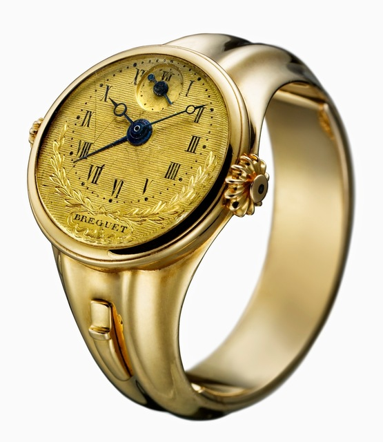 , 'Small gold ring-watch,' 1836, Legion of Honor