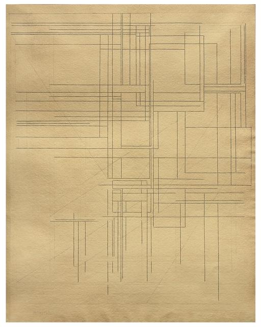 , 'Four´s traces,' 1987, Galería Marita Segovia