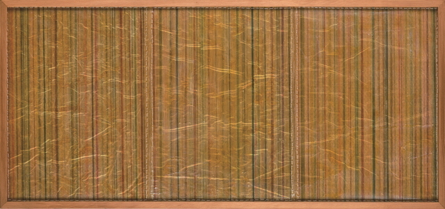 , 'Irreconcilable Difficulties - Lines,' 1997, Hakgojae Gallery