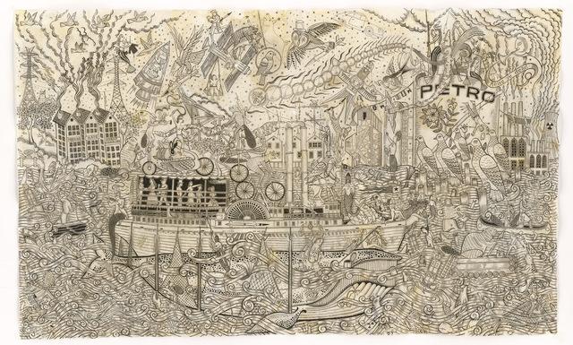 Duke Riley, 'Everybody Knows', 2016, Andrew Edlin Gallery