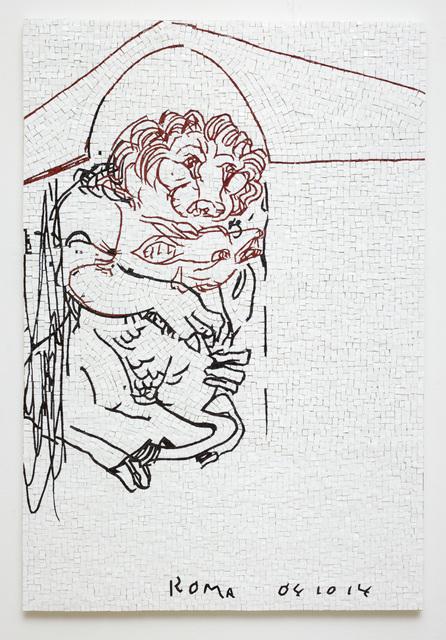 , 'Morandi's Tablet,' 2015, Hans Alf Gallery