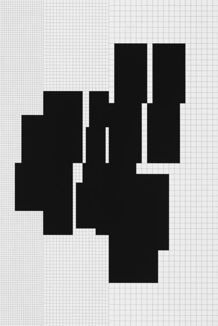 , 'Koordination p3-14-1975 (w7748),' 1977, The Mayor Gallery