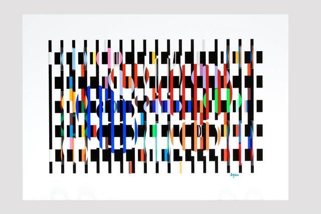 , '2x3=4,' 1980s, Bruno Art Group