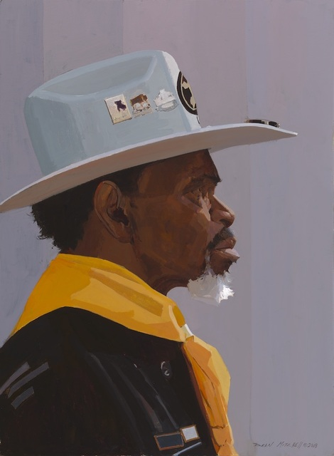 Dean Mitchell, 'Buffalo Soldier', 2019, RJD Gallery