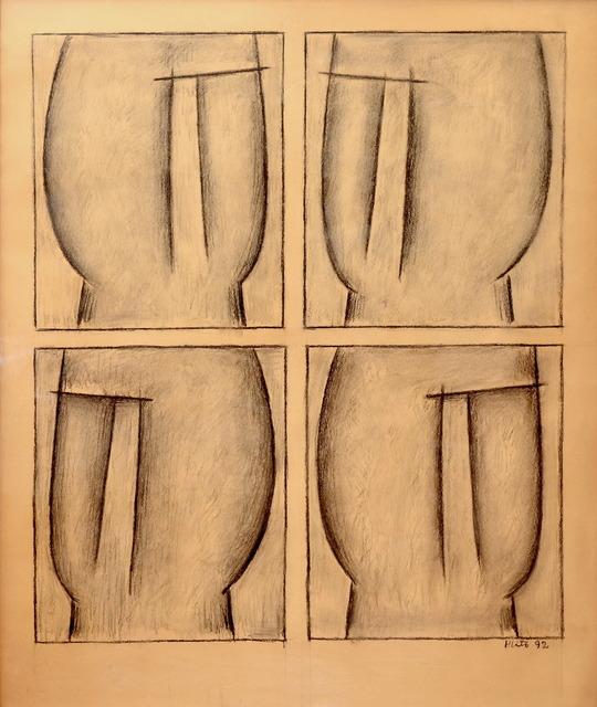 , 'Sin título,' 1992, Alejandro Faggioni - Estudio De Arte