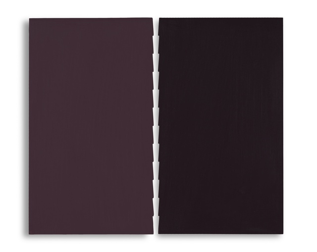 , 'Thorns Divided B, Shadow,' 2015, Karsten Schubert