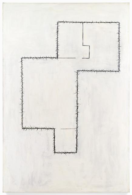 , 'Gran corona de espinas,' 1989, Sperone Westwater