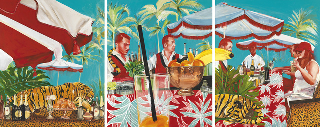 , 'A Bar at the Faena,' , Vernissage Art Advisory
