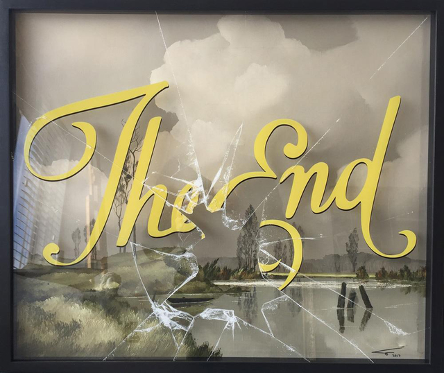 , '(It's Not) The End,' 2018, Hang-Up Gallery