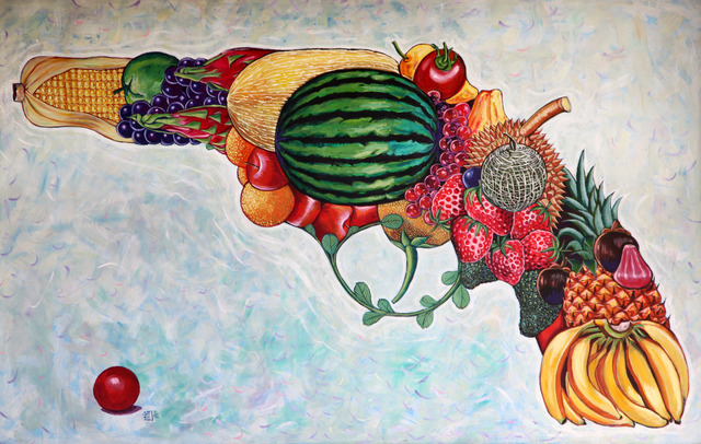 , 'Genetic Modified Fruits,' 2011, THEO Art Projects