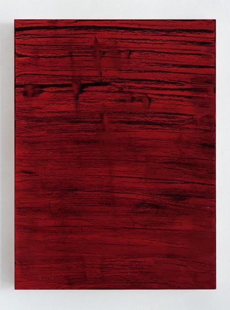 , 'Sous-chrome 7,' 2017, Galerie Greta Meert