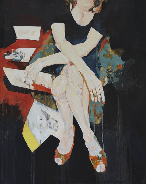 , 'Bridget,' 2013, Cynthia Corbett Gallery