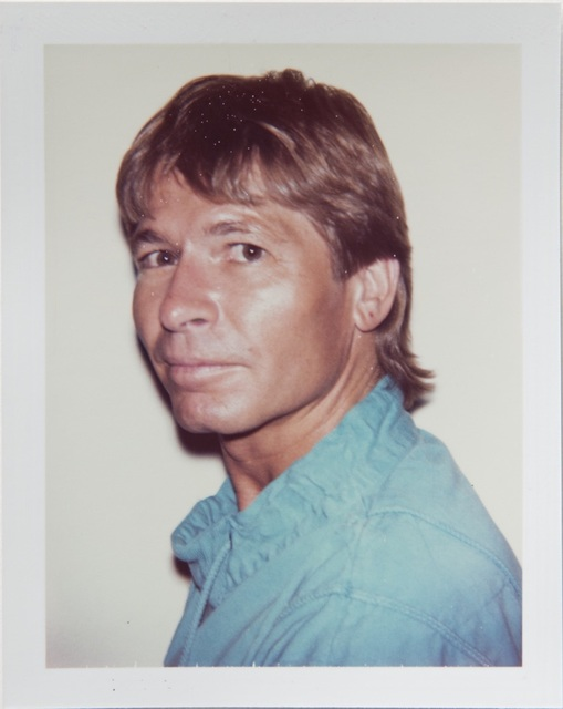 Andy Warhol, 'Andy Warhol, Polaroid Portrait of John Denver, 1986', 1986, Hedges Projects