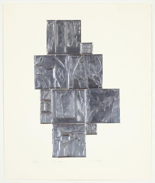 , 'Sky Garden, Lead,' 1971, Pace Prints