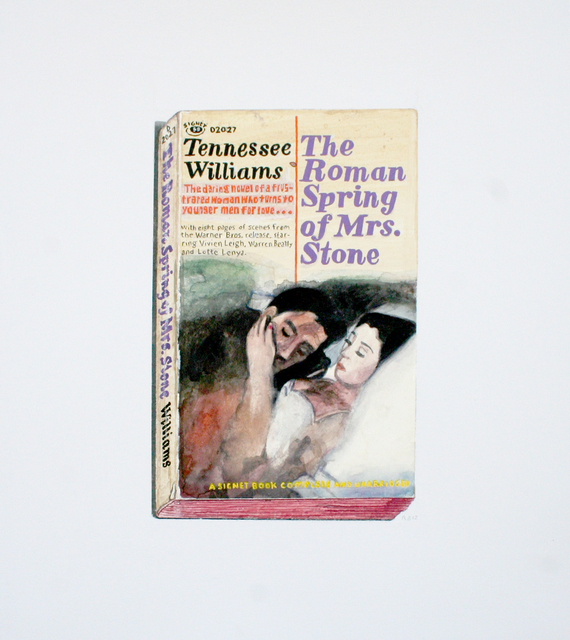 , 'The Roman Spring of Mrs. Stone - Tennessee Williams,' 2012, Arthur Roger Gallery