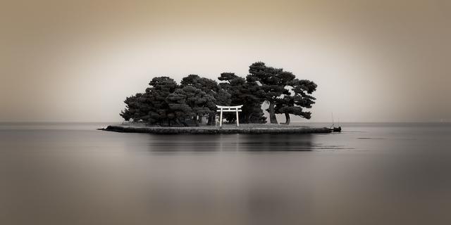 , 'Bentenjima-Yomegashima 弁天島-嫁が島,' 2017, ARTE GLOBALE