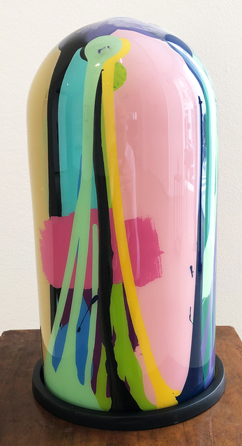 , 'Reverse Glass Painting (Nr.6),' 2019, Mario Mauroner Contemporary Art Salzburg-Vienna