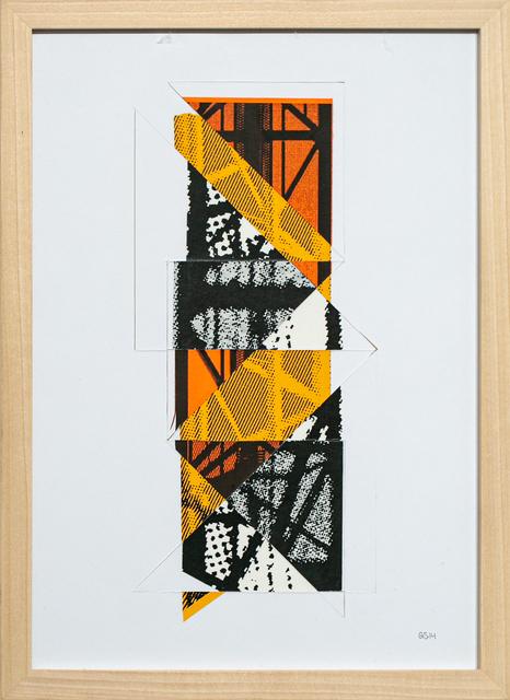 Graphic Surgery, 'Untitled Collage 3', 2014, Paradigm Gallery + Studio
