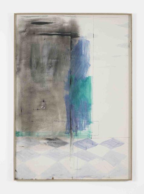 , 'conducted underneath,' 2014, Campoli Presti